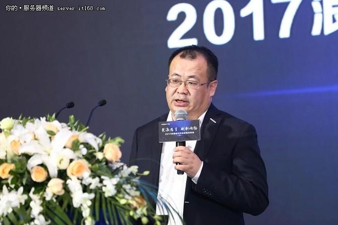 聚浪思享2017浪潮思科网络战略震撼发布