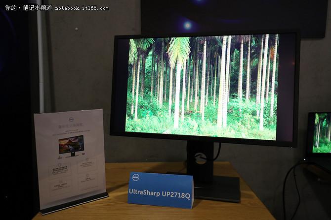 戴尔PC、显示器为艺术创作带来更多可能