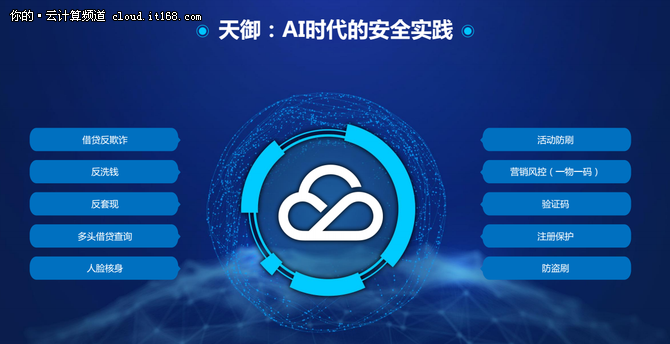 AI安全赋能产业,腾讯云天御助力打击黑产