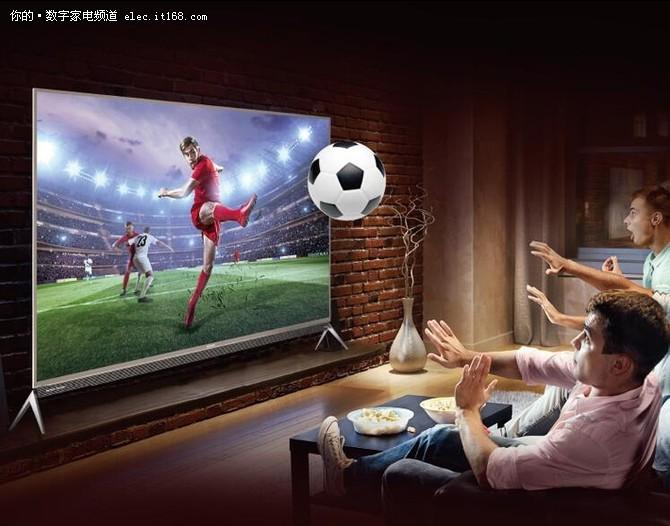 创新驱动技术为王 康佳电视逆势增长