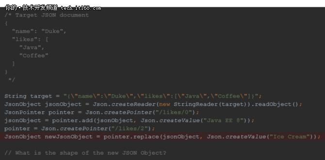 JSON处理1.1: JSON指针挑战和解决方案