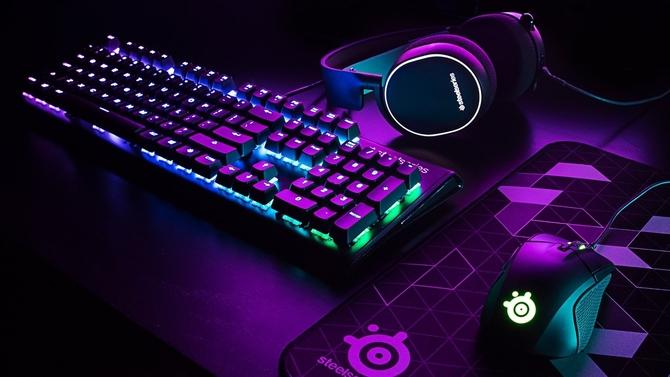 让光芒绽放 赛睿APEX M750机械键盘首发