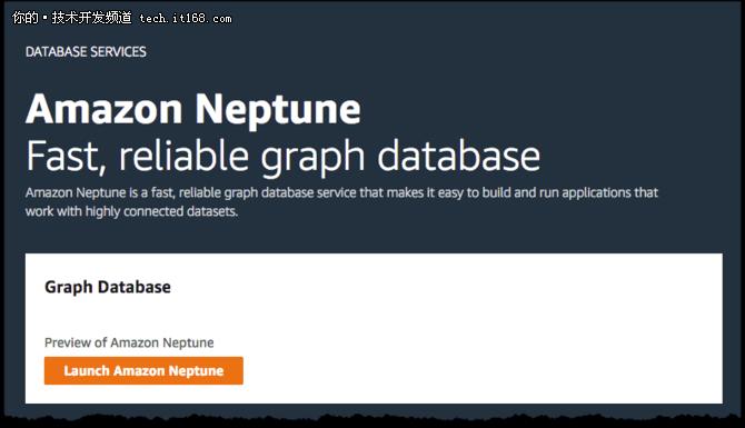 揭秘AWS图数据库服务——Amazon Neptune