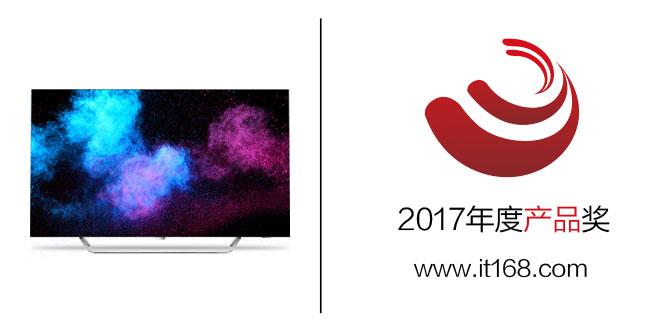 年度产品奖:飞利浦 55POD9002T3 电视