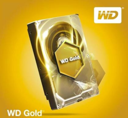 西部数据:金盘WD Gold 从里到外的改变