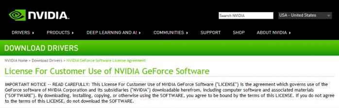 NVIDIA把消费级显卡拒绝在数据中心门外