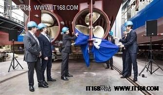 全球首个获船级社认证3D打印船舶螺旋桨面世