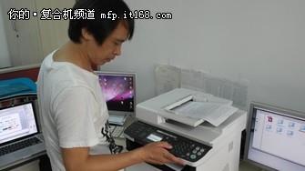 适合刷卡打印的A3黑白复合机推荐