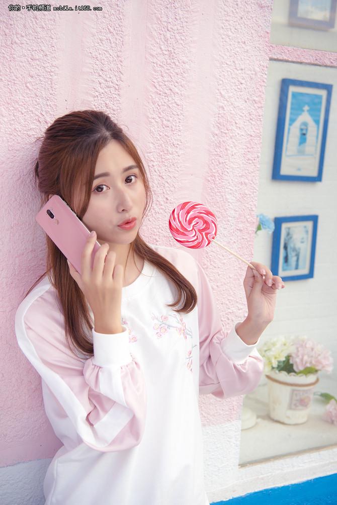 粉色酷比F1:可能是最讨女神欢心的手机