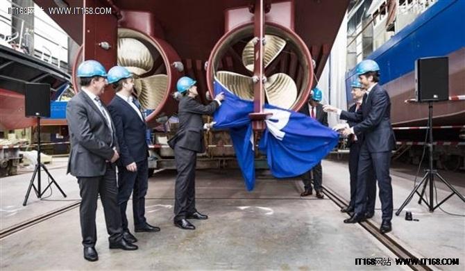 首个获船级社认证3D打印船舶螺旋桨面世