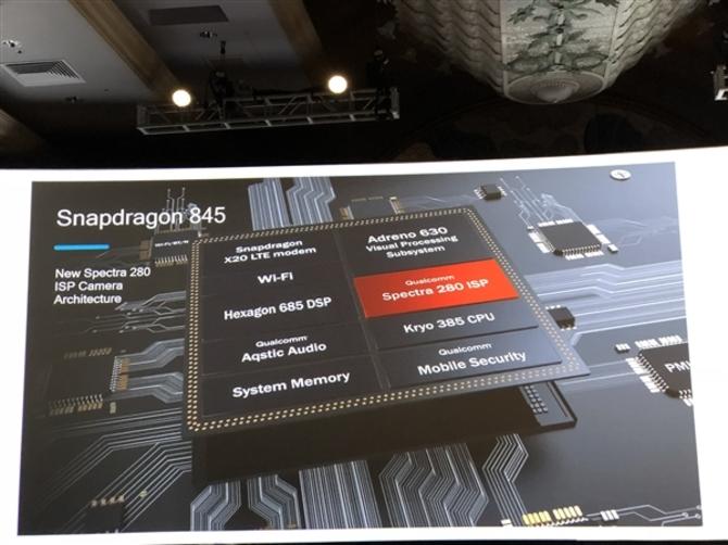 高通骁龙845正式发布!拥抱AI的地表最强SoC