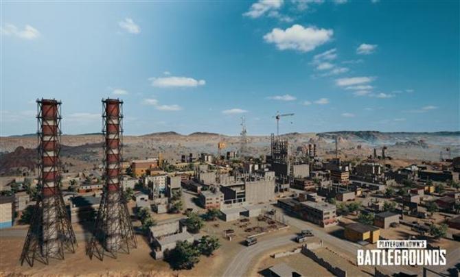 《绝地求生》新沙漠地图:命名Miramar