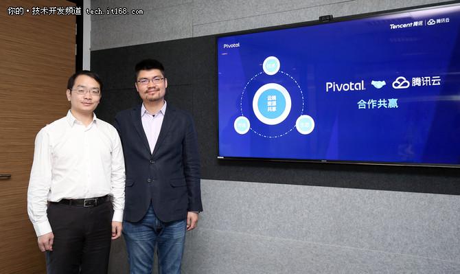 Pivotal助力中国企业速度实现创新