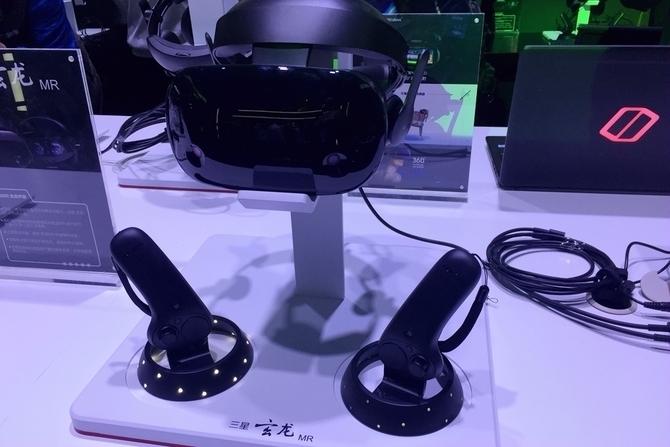 专访三星束灿:让虚拟现实产品快速普及