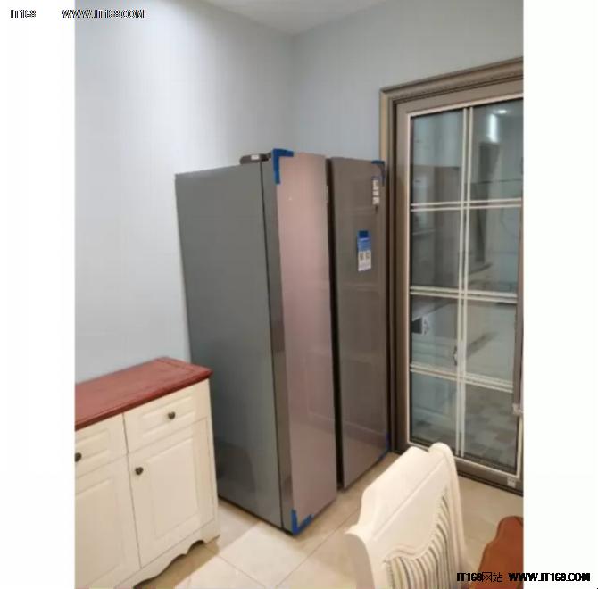 """家里缺一个够大的""""保鲜柜"""""""