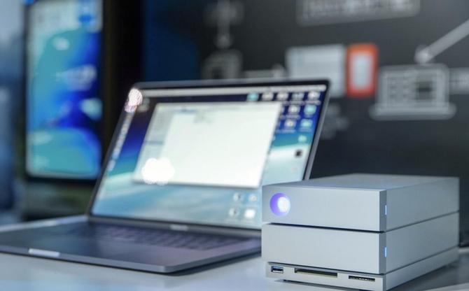 LaCie新一代桌面存储 面向专业创意人士