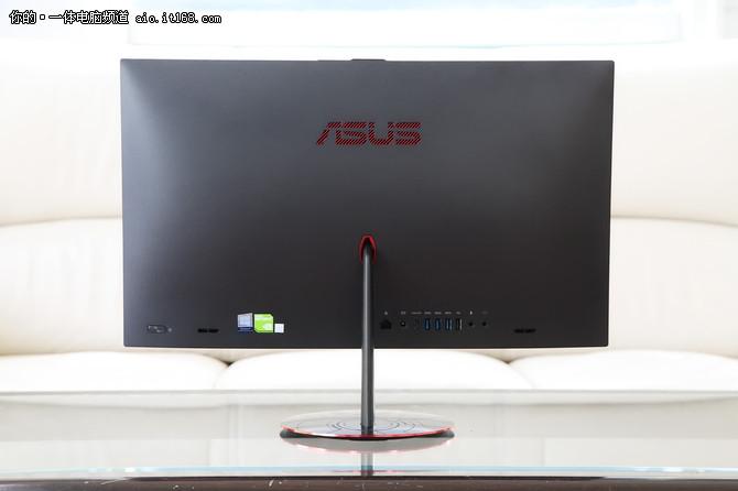 电脑也玩全面屏?华硕傲世Z6000一体机