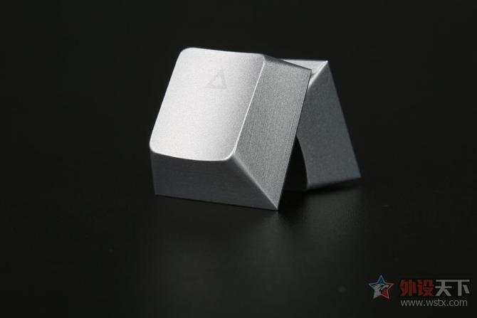 CHERRY推KA026金属键帽 铝质透光249元