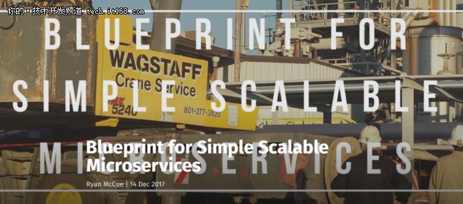 简单几步,部署一个可扩展微服务系统!