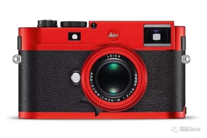 售价4万6千元 徕卡M262红色版正式发布