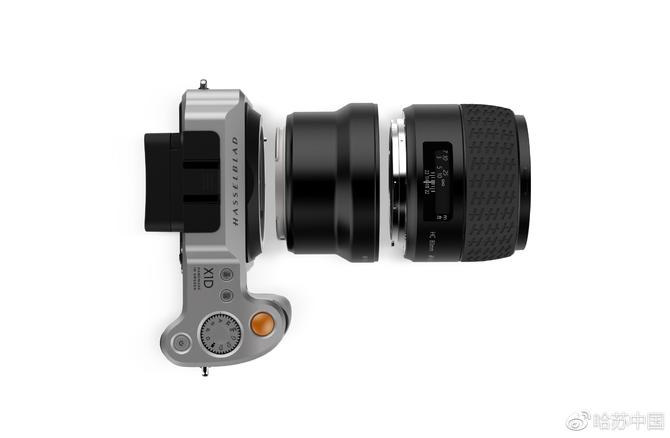 哈苏发X1D固件 支持H系列镜头自动对焦