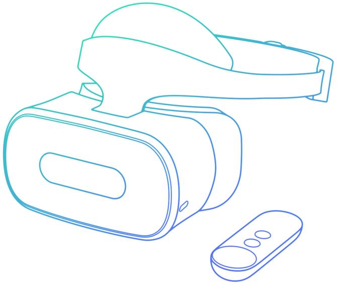 联想Daydream VR一体机或亮相CES 2018