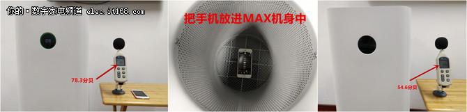 大大大大大风量 米家空气净化器MAX评测