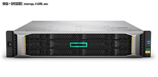 HPE MSA 2050:探寻入门级存储的潜力极限