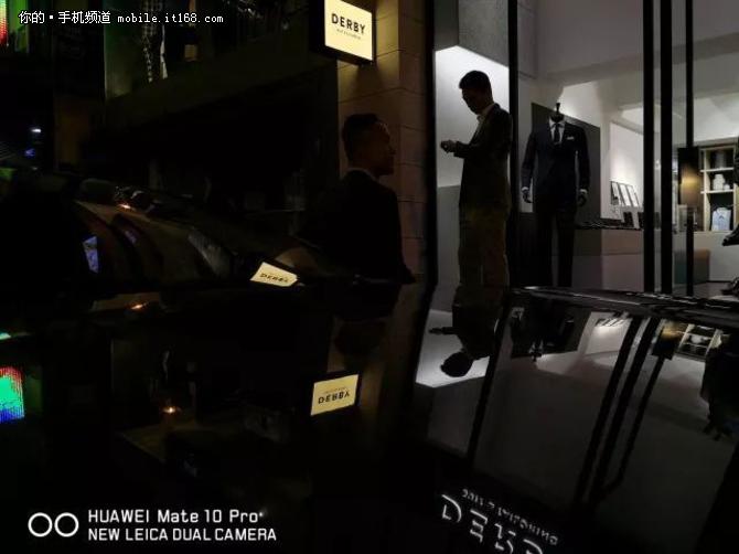"""华为Mate 10 Pro镜头下的""""都市夜归人"""""""