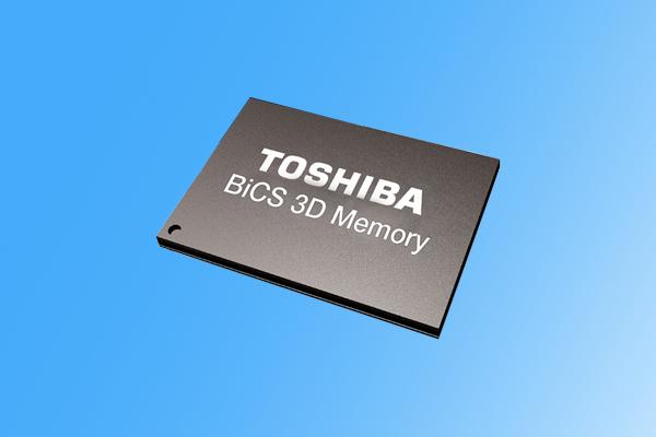 QLC NAND颗粒 东芝新品RC100 SSD曝光