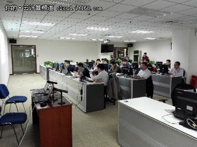 助力光大银行超融合架构快速应用