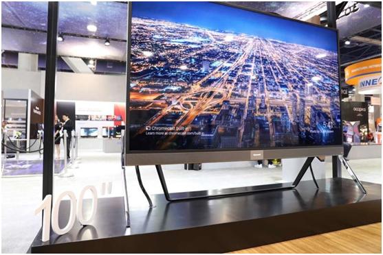 全球最领先电视技术长什么样
