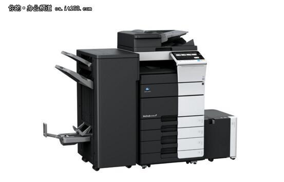 产品百科:柯尼卡美能达558彩色复合机