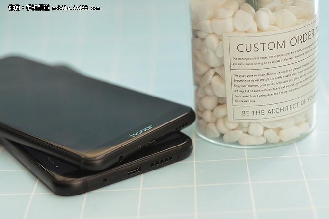 360 N6Pro对比荣耀7X:外观设计