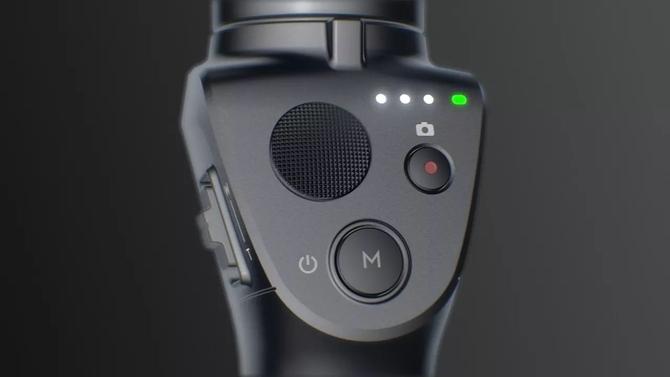 只要899元!大疆CES发布OSMO手机云台2