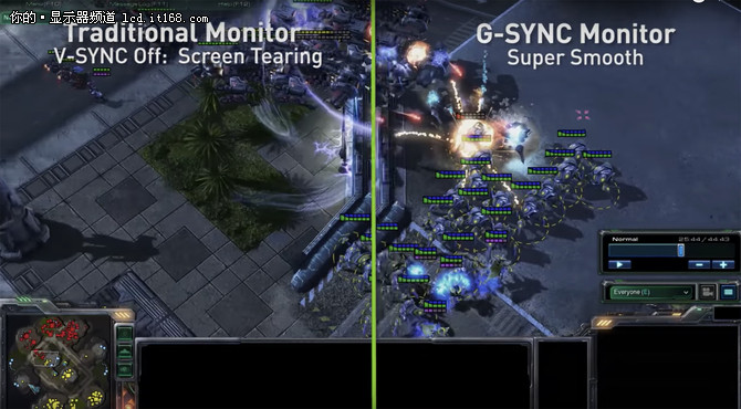 Acer 掠夺者XB252Q上手体验