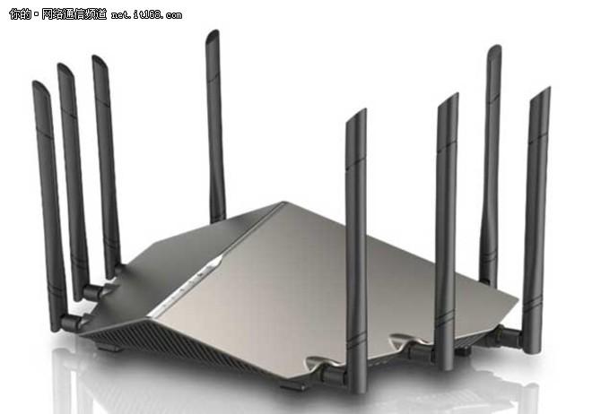 D-Link推出了全球第一款802.11ax无线路由器