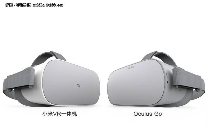 高通Oculus双助攻 小米VR一体机发布
