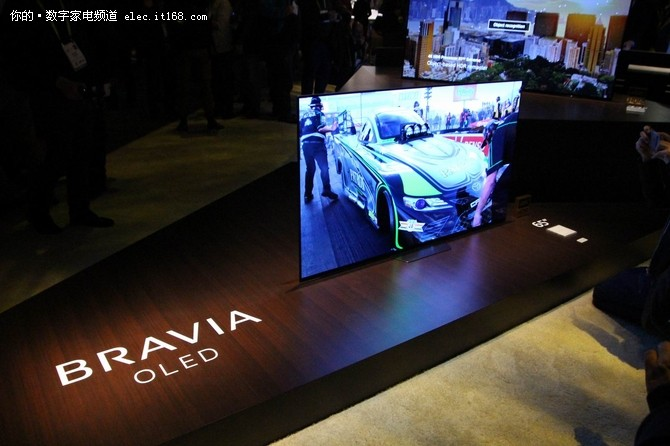 索尼2018新品OLED电视发布 画质再提升