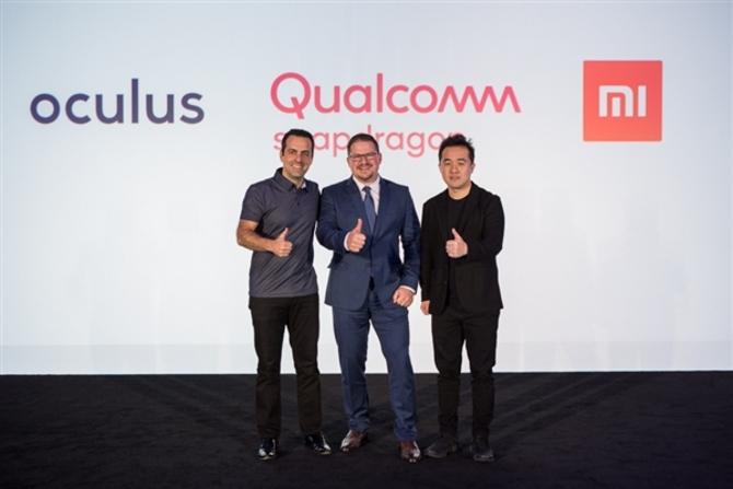 小米、Oculus联手推新品:国人迎来最爽快VR一体机