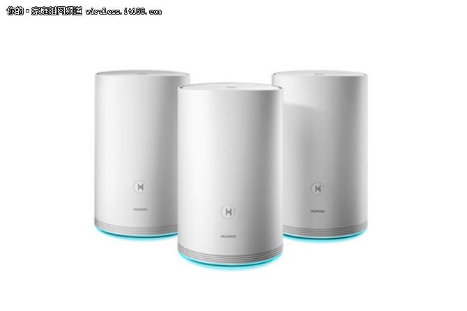 CES 2018:华为发布新品Q2 Wi-Fi路由器