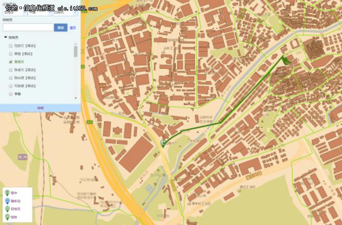 """GIS让社会治理实现""""地、产、人""""联动"""