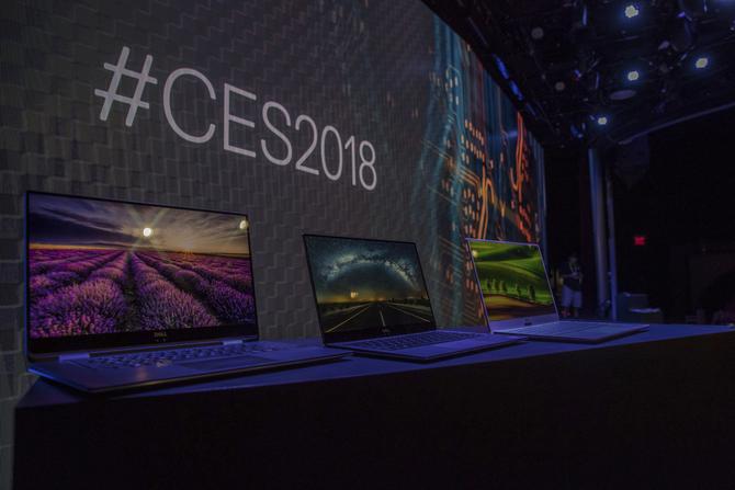 CES戴尔PC全线换新 又有了买笔记本的冲动