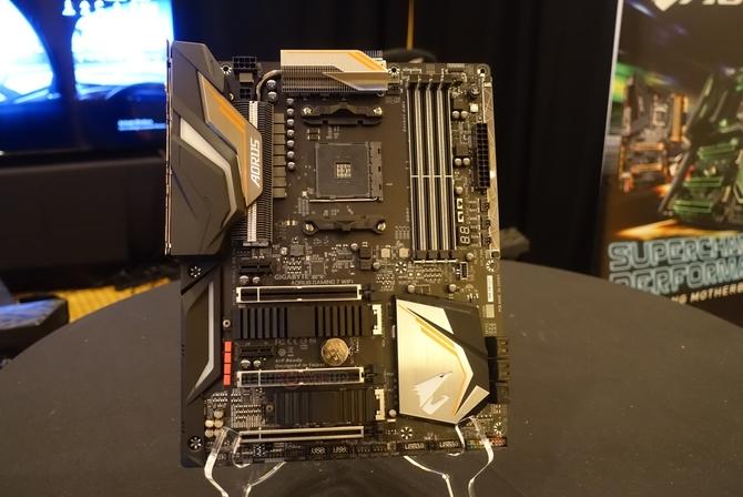 原生PCIe 3.0 技嘉X470 Gaming 7亮相