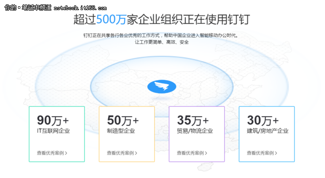钉钉用户过亿 亮相CES2018启动国际战略