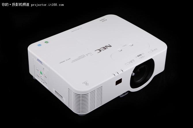 NEC CF6600U投影试用