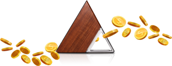 三种方式教你如何购买三角形主机