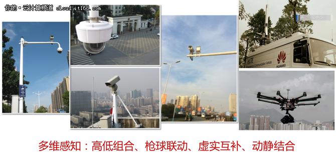借助视频云构建开放融合、智能实战平安城市
