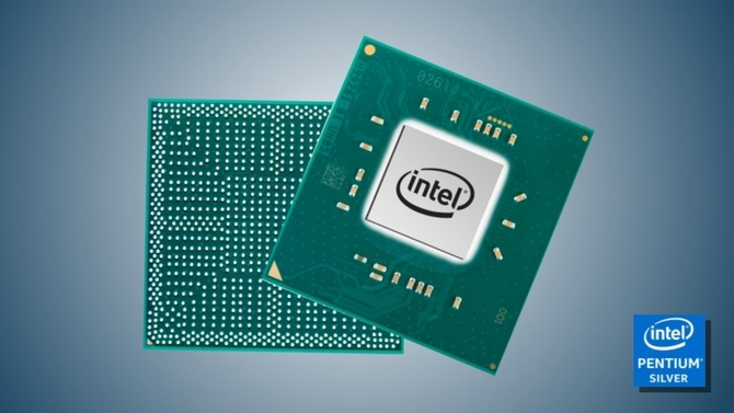 Intel八代奔腾赛扬首曝