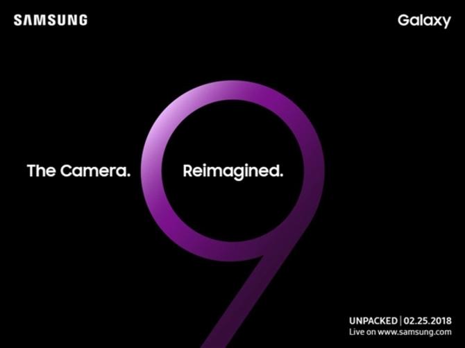 首发骁龙845!三星宣布Galaxy S9发布时间:拍照暴强